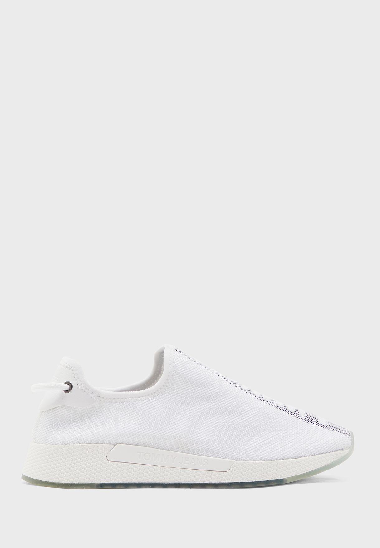 Technical Mesh Flexi Sneaker