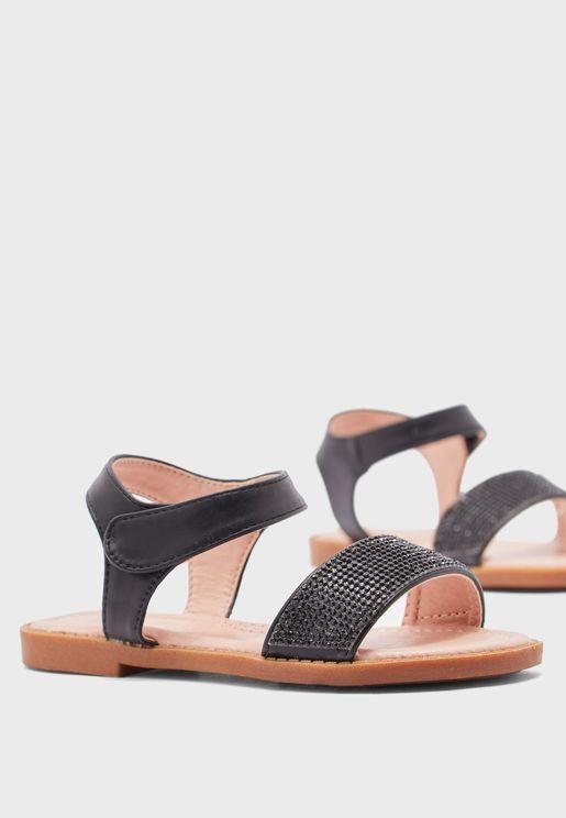 Kids Ankle Strap Sandal