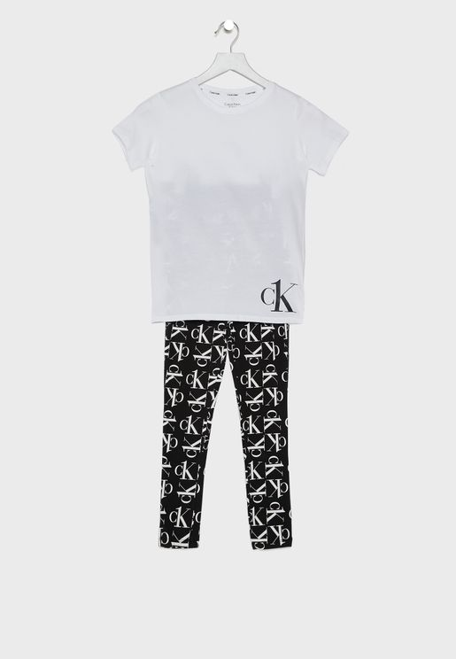 Kids Long Pyjama Set