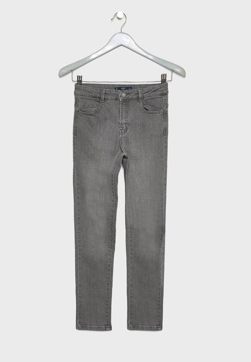 Kids Skinny Fit Jeans