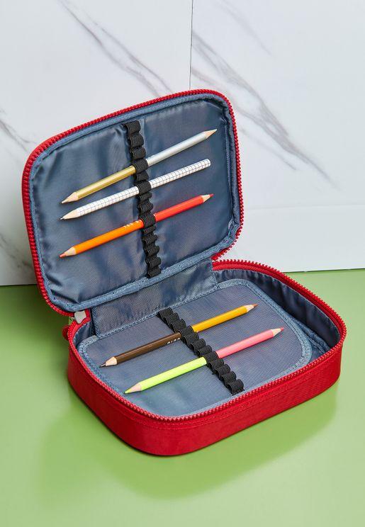 مقلمة تتسع 100 قلم