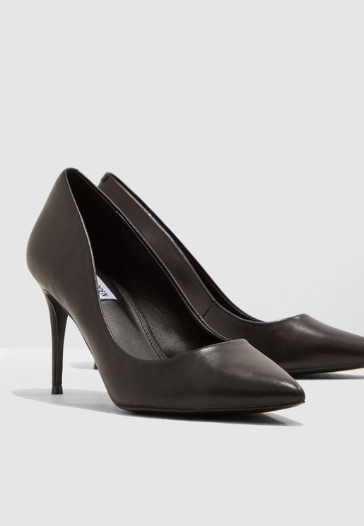 حذاء كلاسيكي جلد اصلي