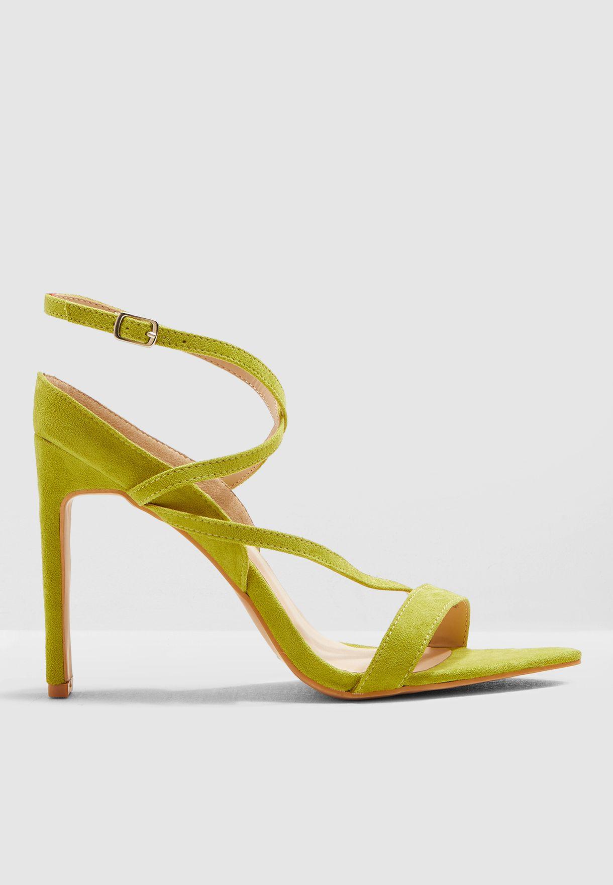 Regan Pointed Strappy Sandal