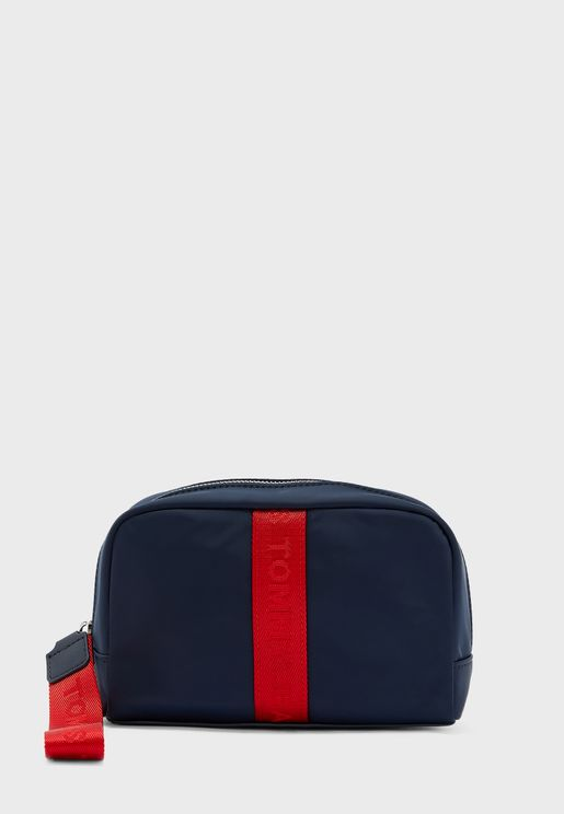 Modern Twist Toiletry Bag