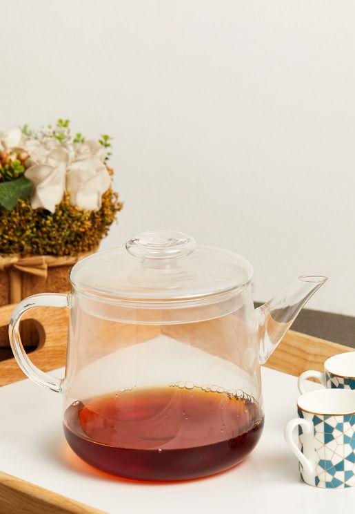 Chicago Glass Tea Pot 1.7L