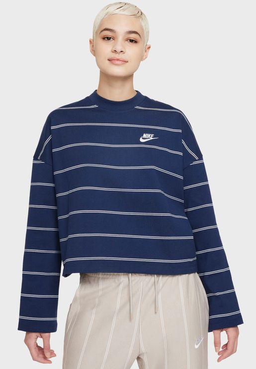 Nsw Striped T-Shirt