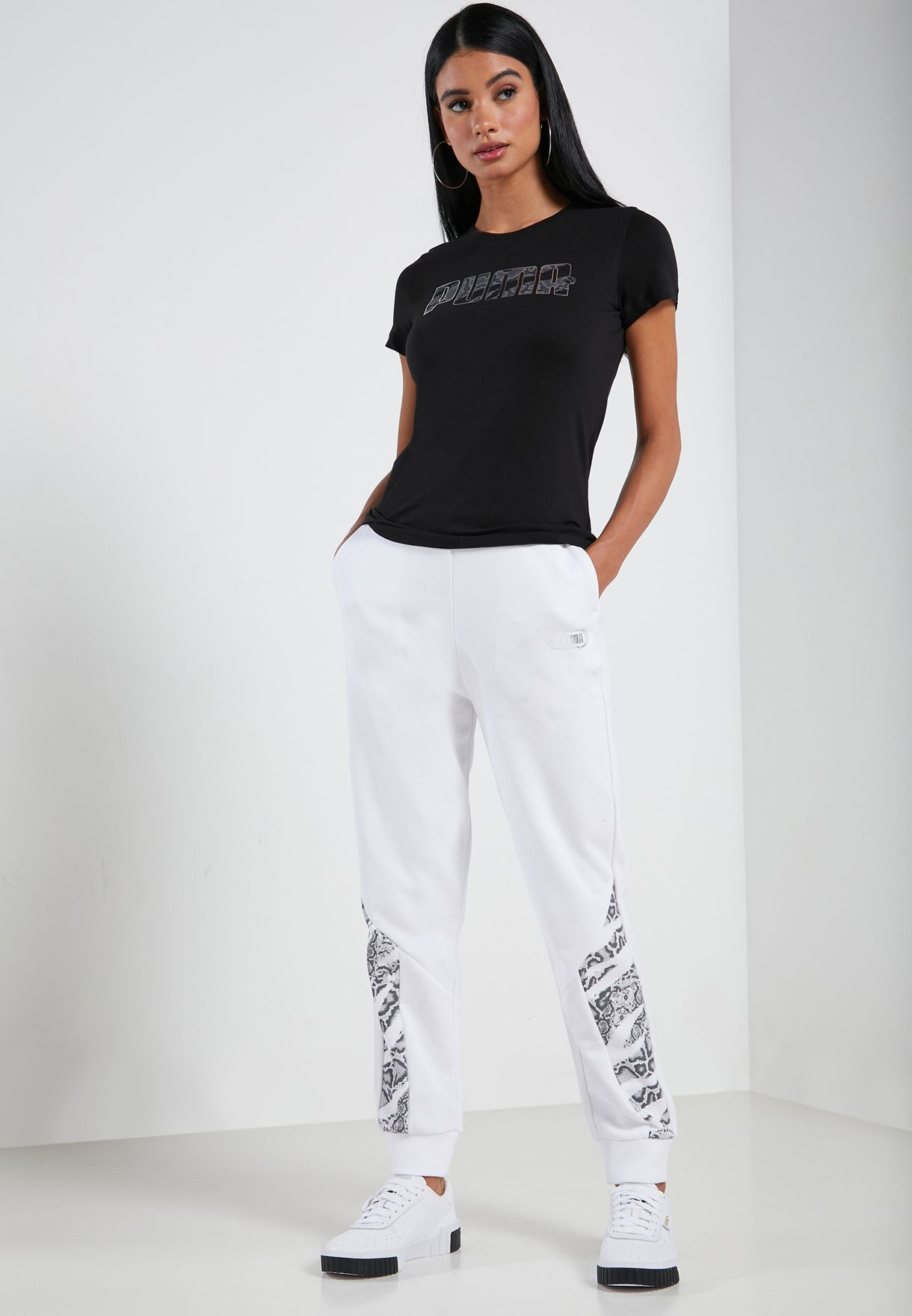 Rebel Classics High Waist Sweatpants