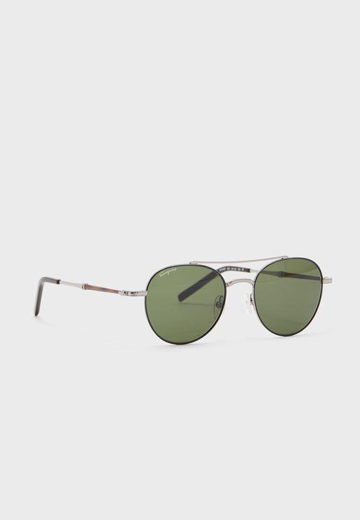 Sf224S نظارة شمسية دائرية