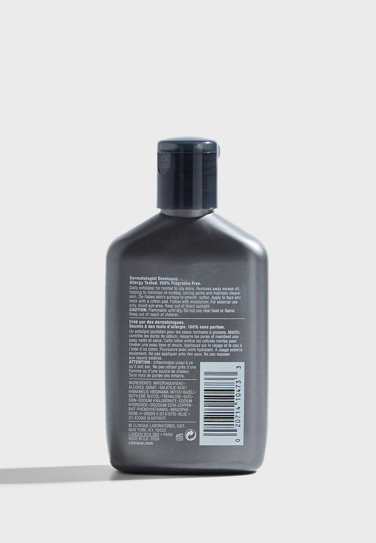 Oil Control Exfoliating Tonic 200ml