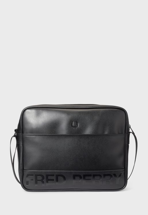 Embossed Laptop Bag