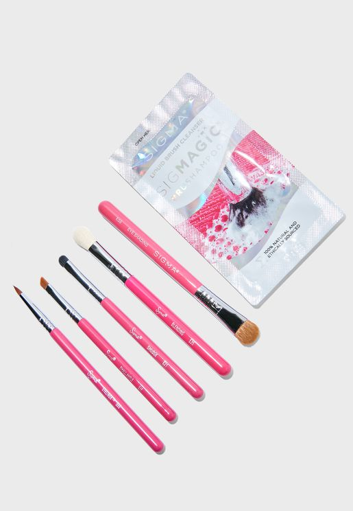 Must-Have Mini Eye Brush Set