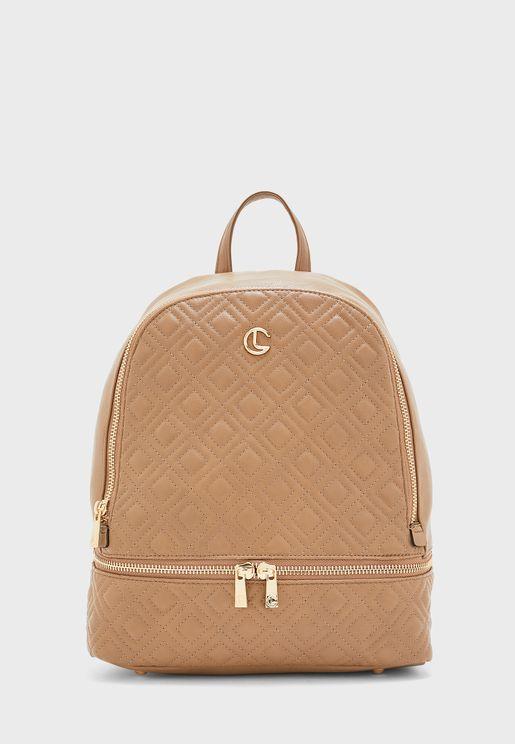 Bottom Zip Pocket Backpack