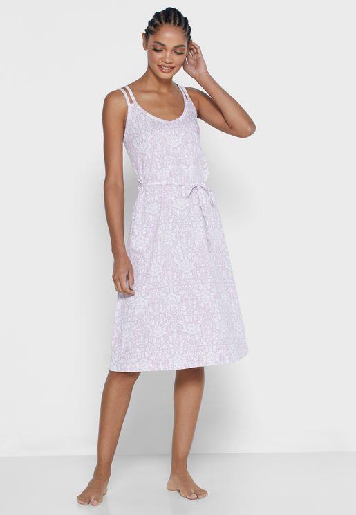 Belted Cami Nightdress