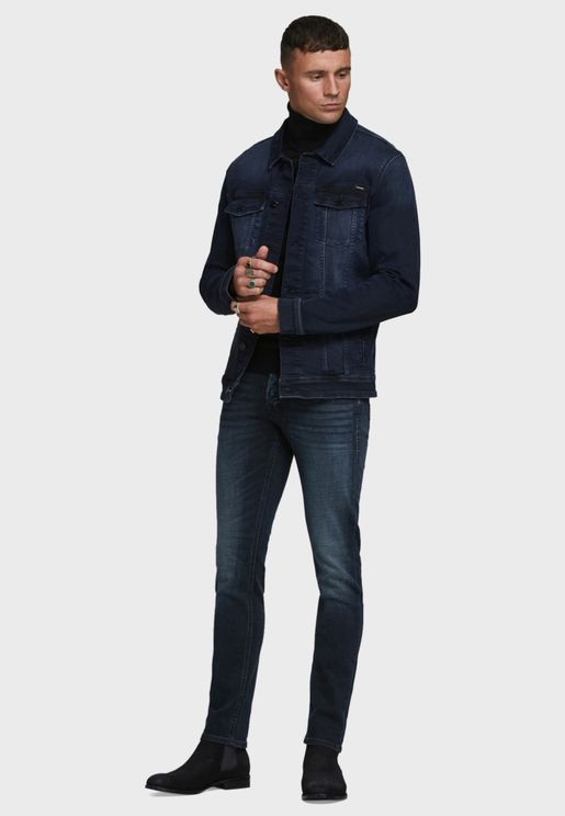 Glenn Slim Fit Jeans