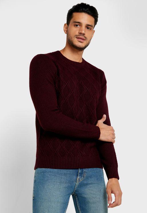 Trenci Sweater