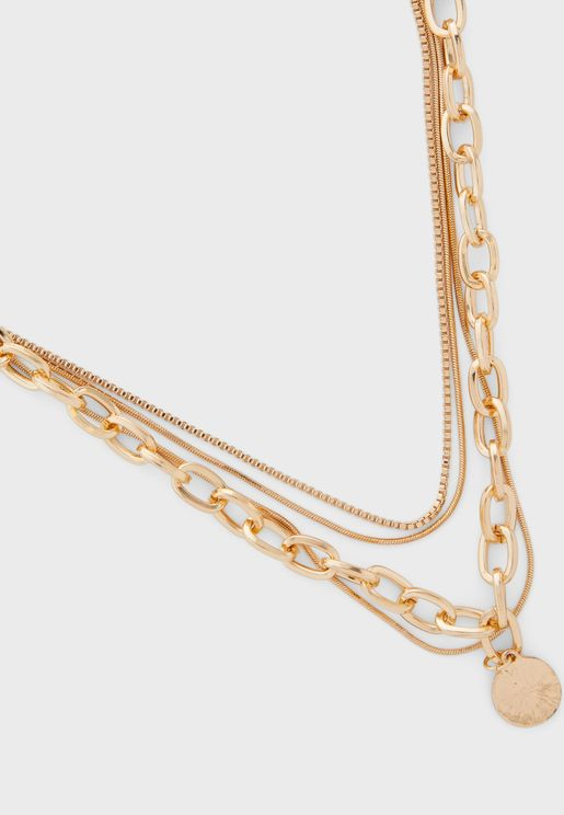 Freja 3-Pack Layered Necklace