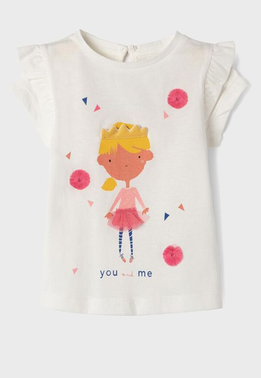 Infant You & Me Top