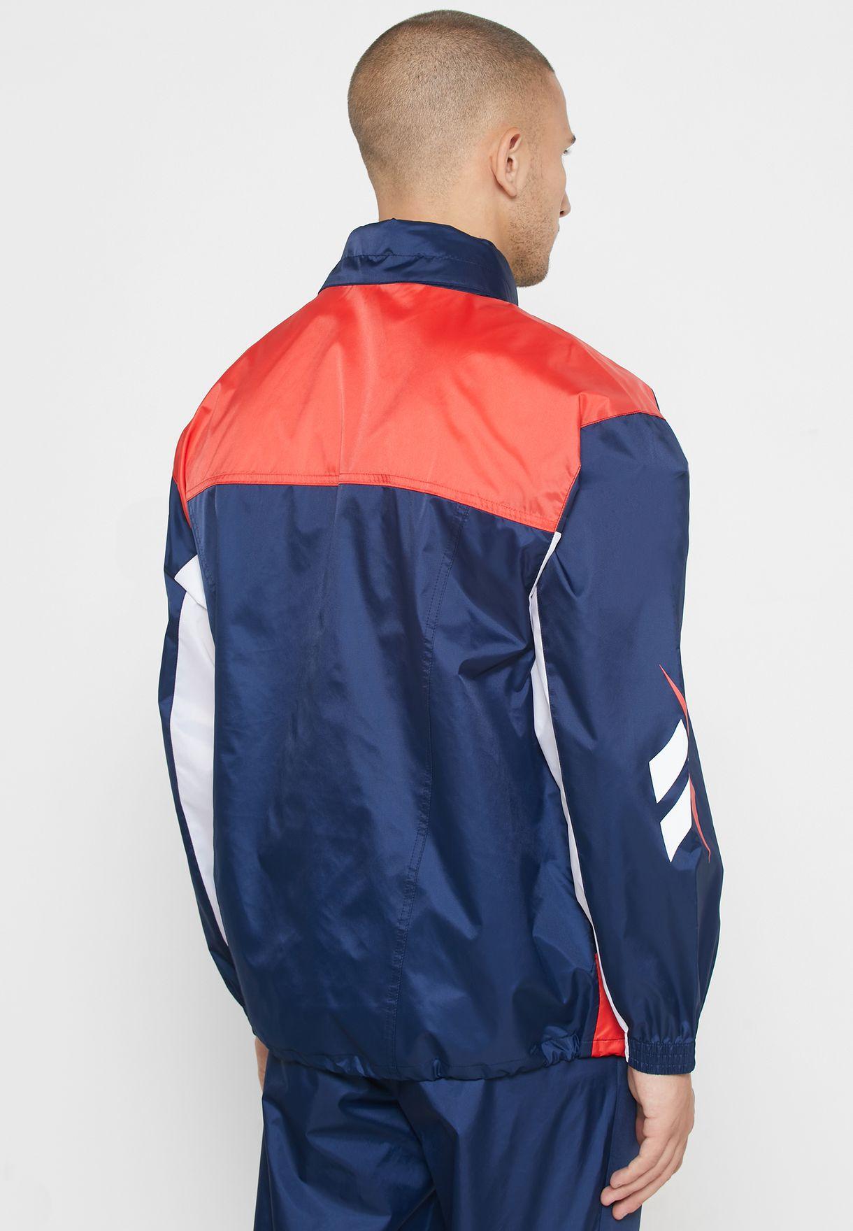 Classics Woven Windbreaker Jacket
