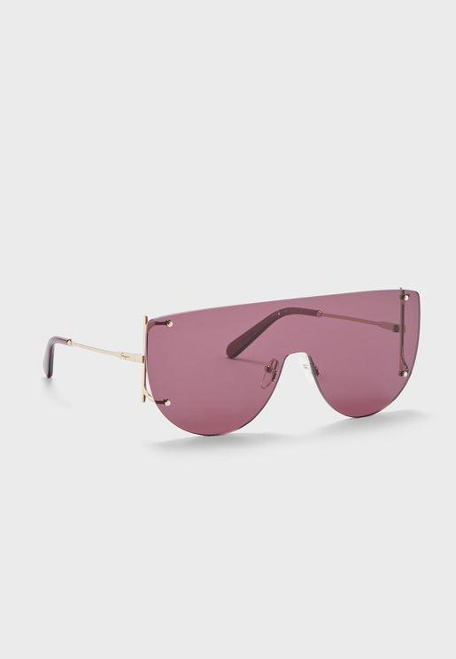 نظارة شمسية كبيرة SF222S