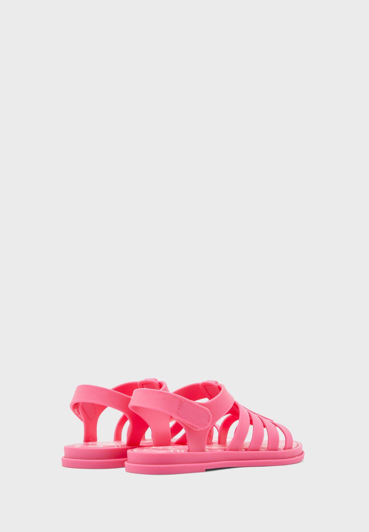 Kids Multi Strap Sandal
