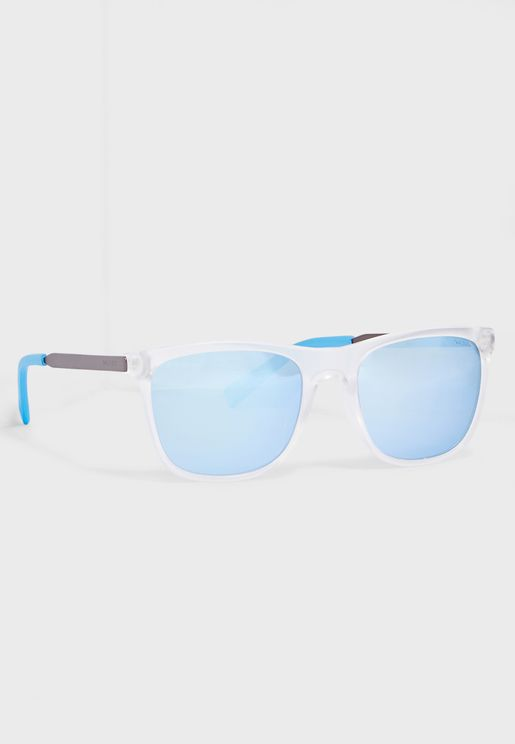 N3630SP Modified Rectangle Sunglasses