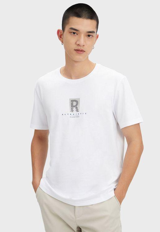 Altruistic Crew Neck T-Shirt