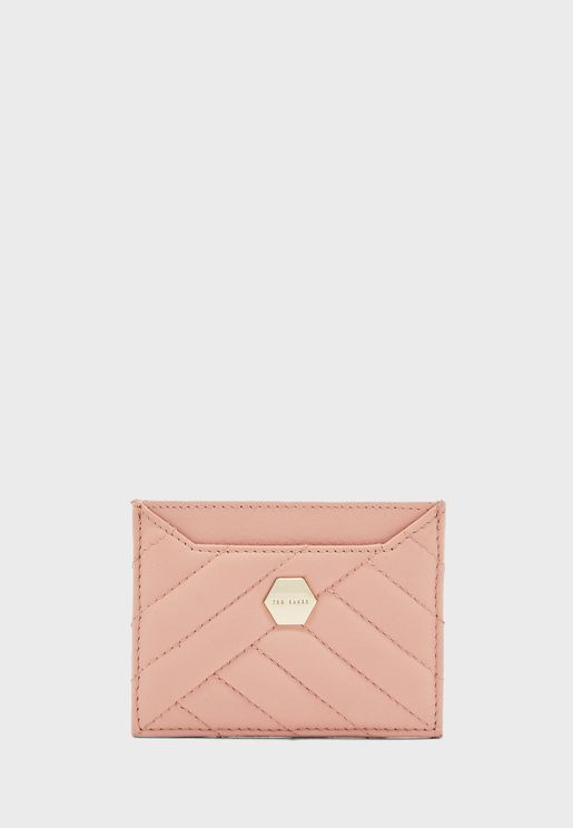 Selbara Quilted Cardholder