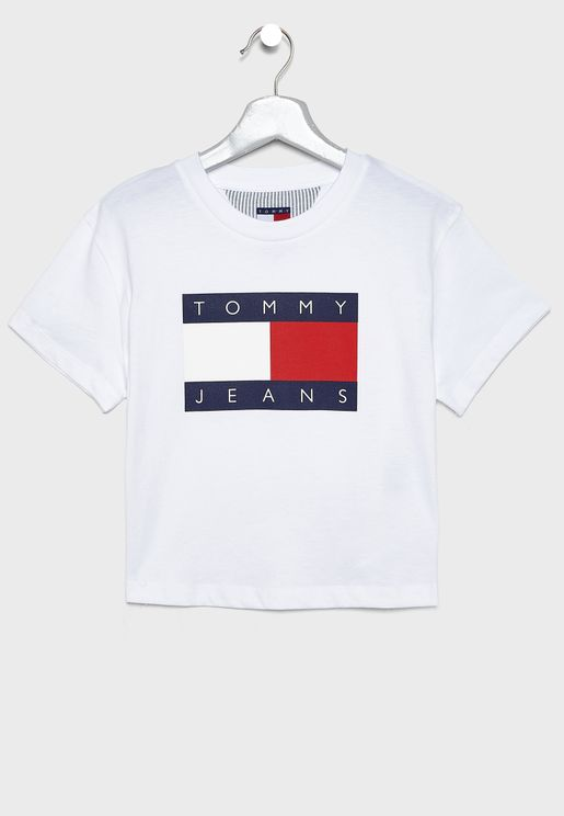 Teen Logo T-Shirt