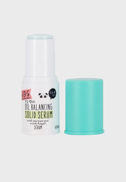 SOS Oil Balancing Solid Serum