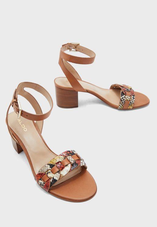 Katerina Ankle Strap Sandal