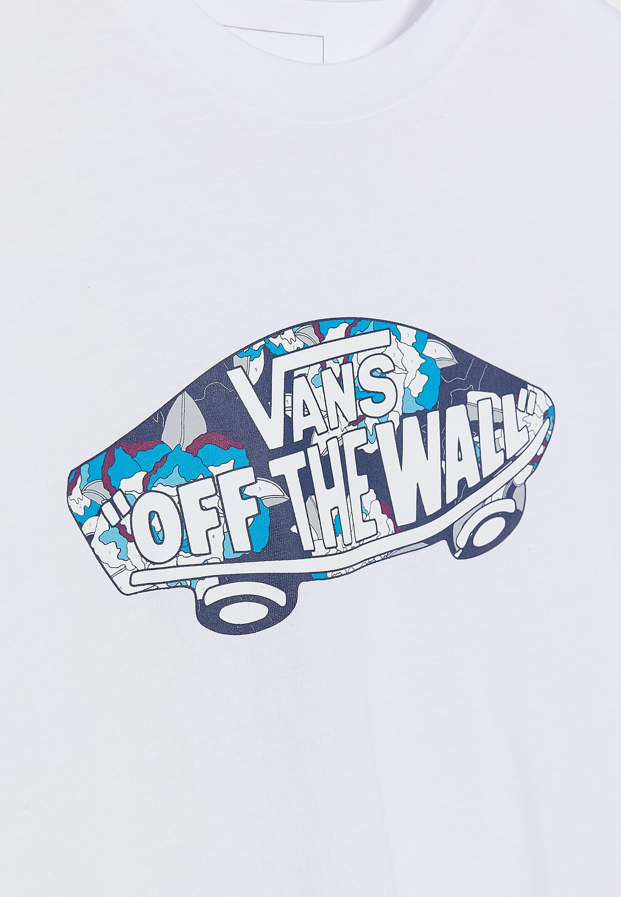 Youth Off The Wall Logo T-Shirt