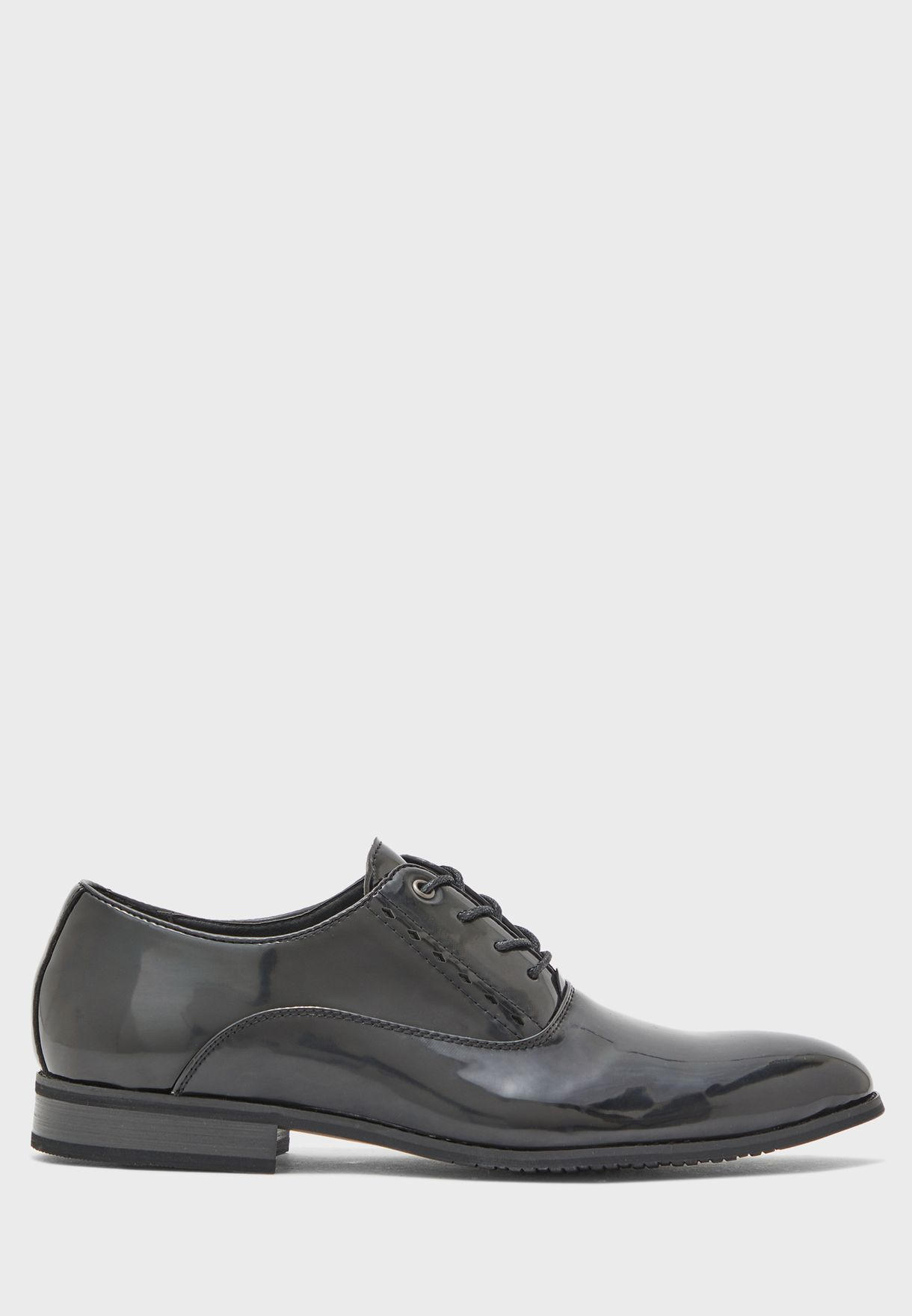 Patent Formal Lace Ups