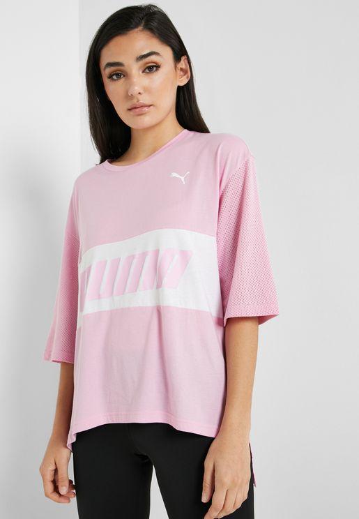 Modern Sports Boyfriend T-Shirt. Puma d4667e586