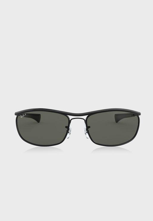 نظارة شمسية عصرية 0RB3119M