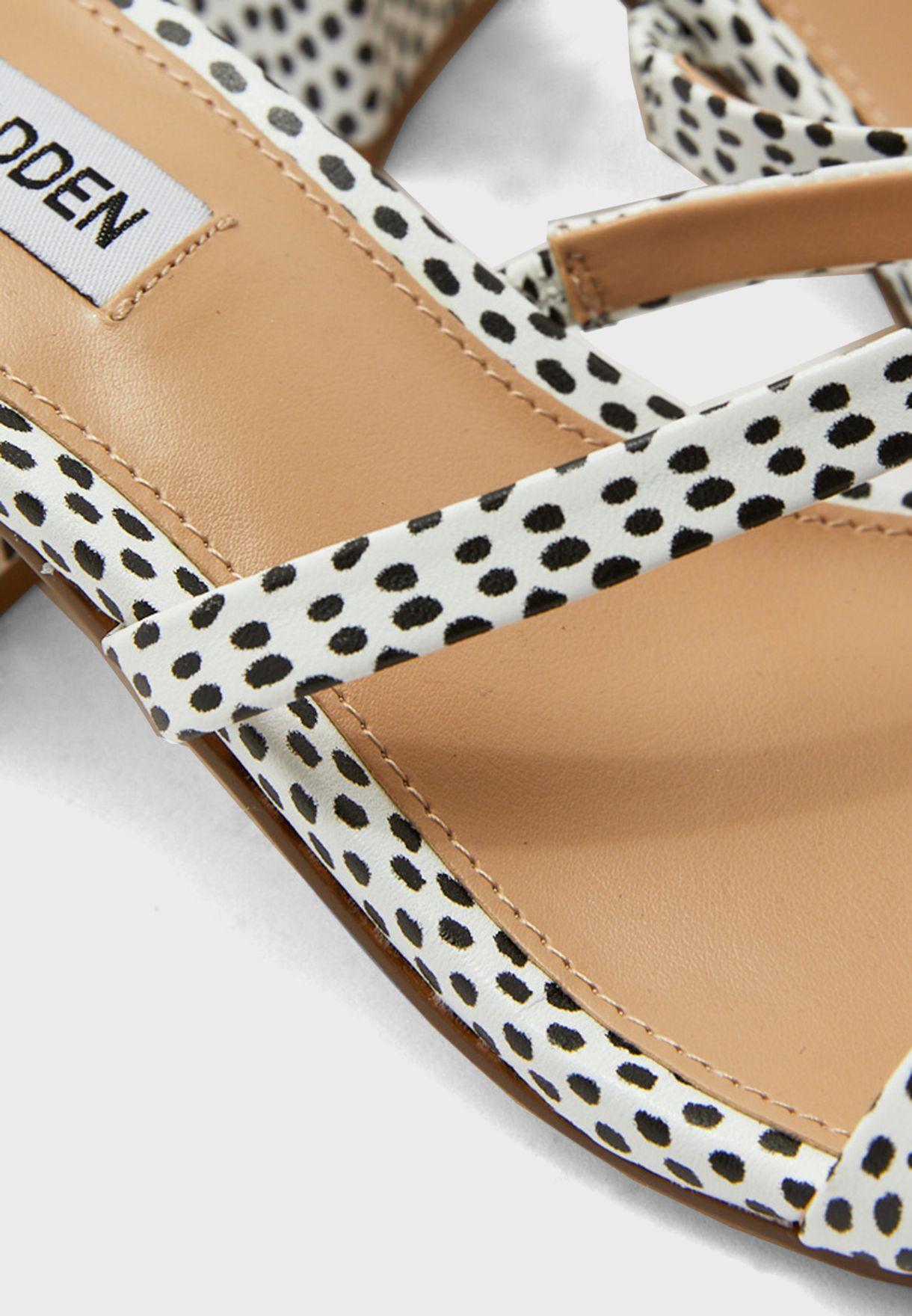 Issy Block Heel Sandal