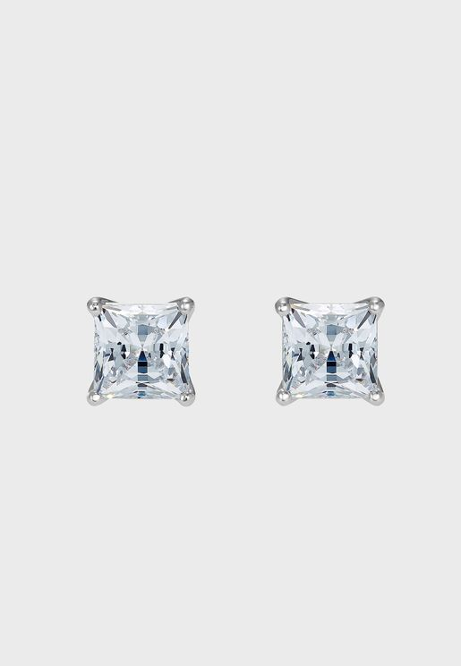 Attract Square Stud Earrings