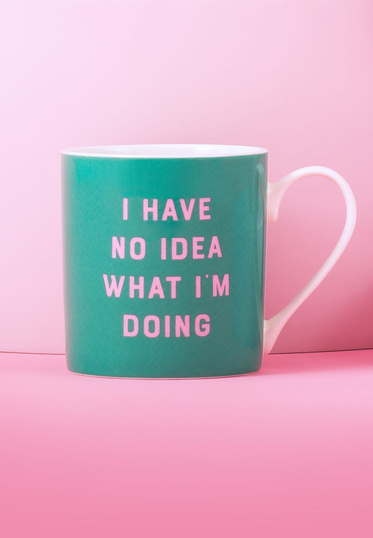 I Have No Idea What I Am Doing Ceramic Mug