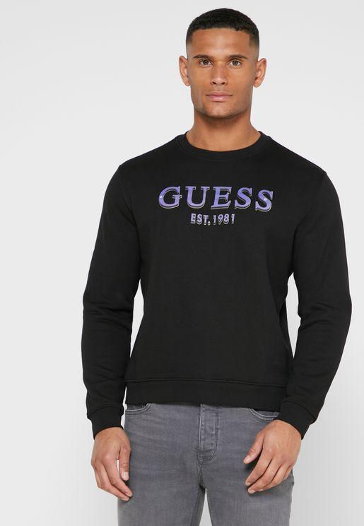 Allen Fleece Sweatshirt