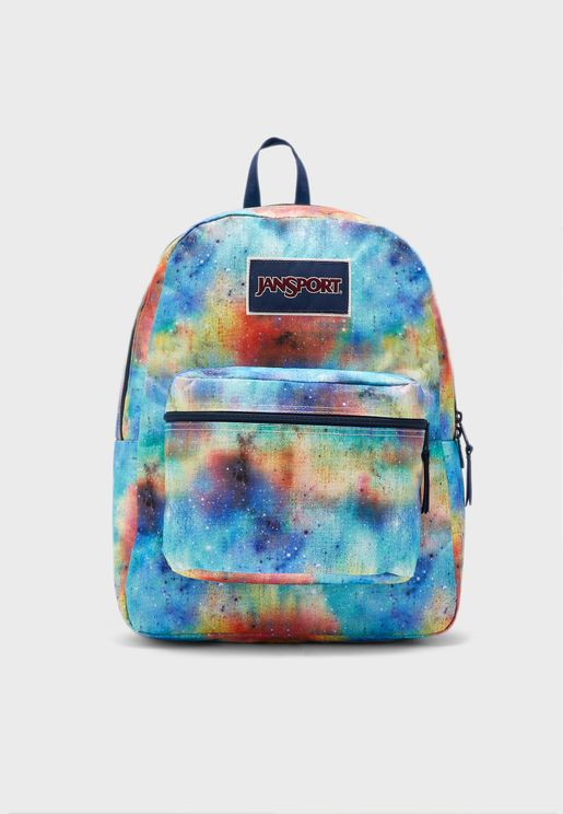 Multi Speckled Overexposed Backpack