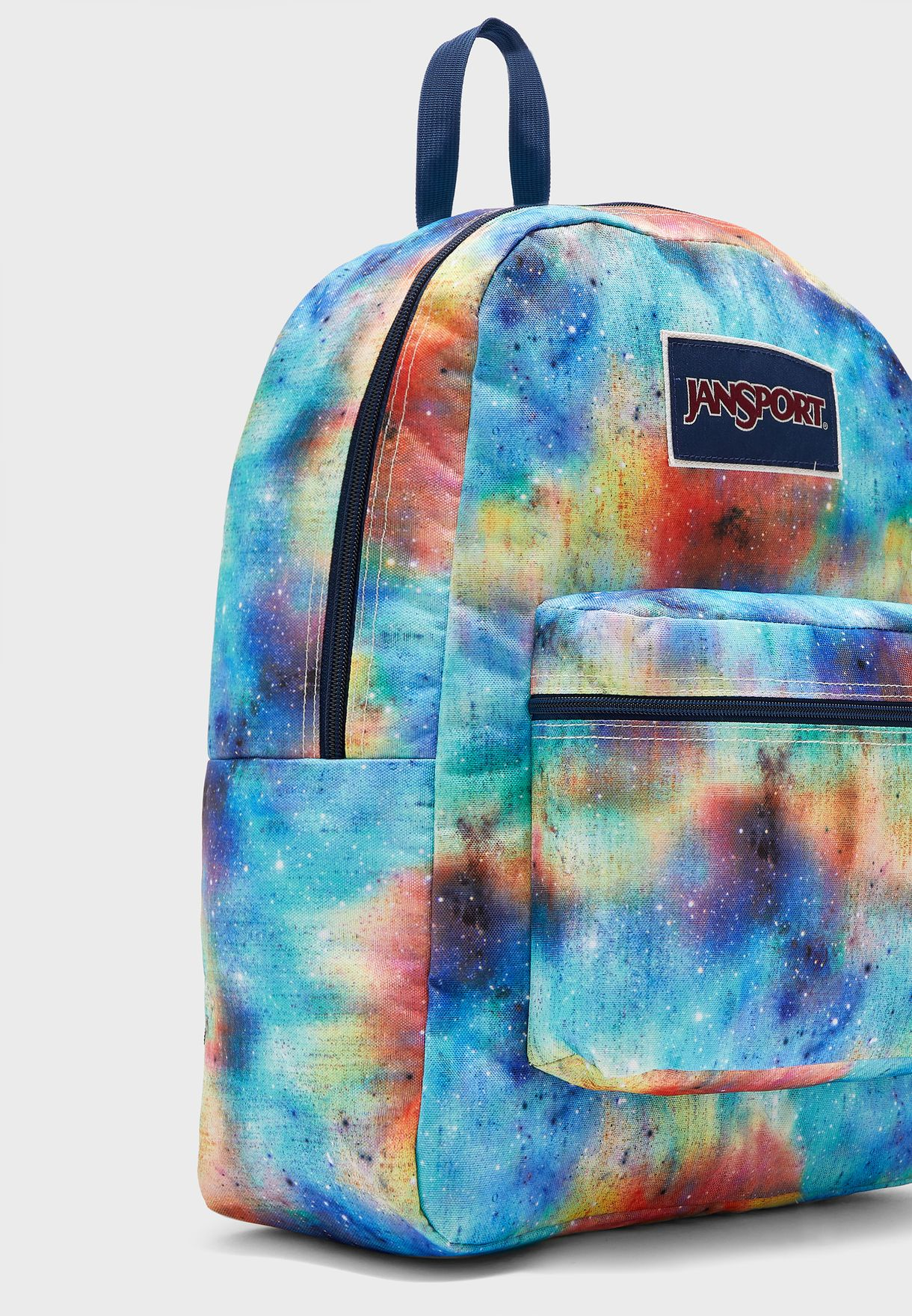 Multi Speckled Overexposed Backpack