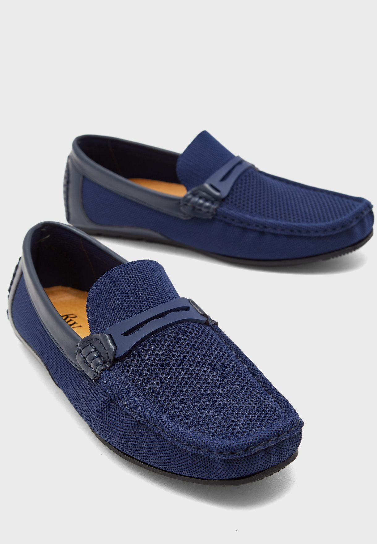Comfort Knitted Loafers