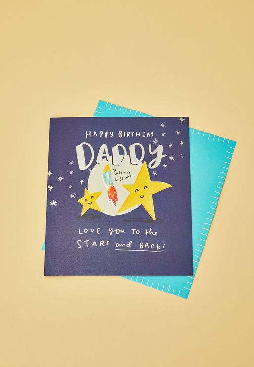 Birthday Card For Father