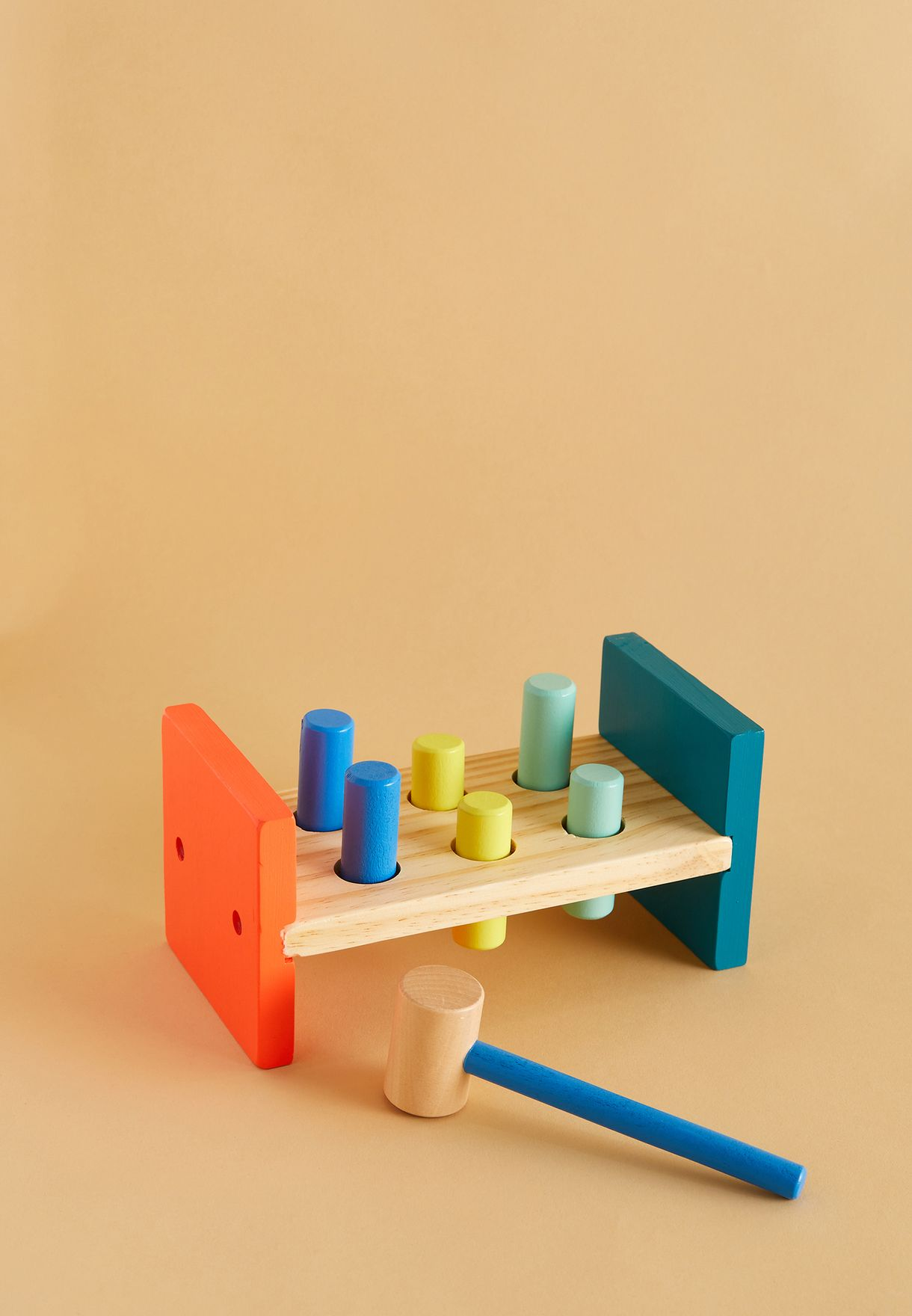 Kids Hammer Bench Toy