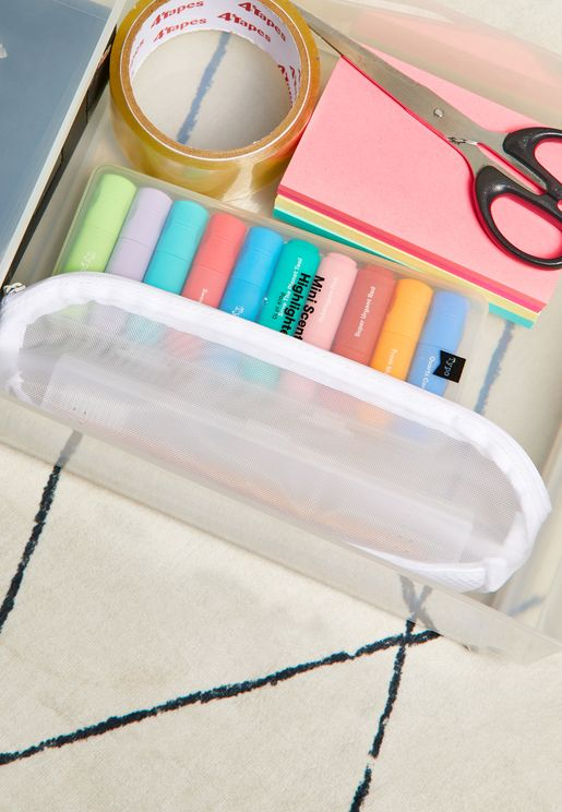 Large Toothbrush Pouch