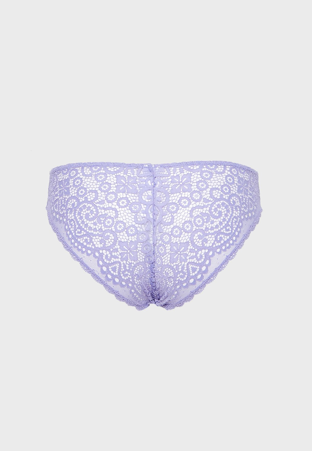 Emmeline Lace Brief