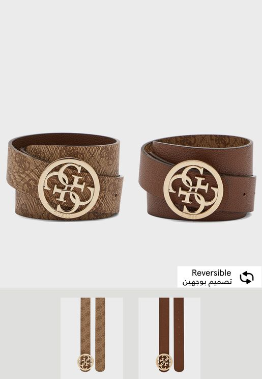 Cathleen Reversible Belt