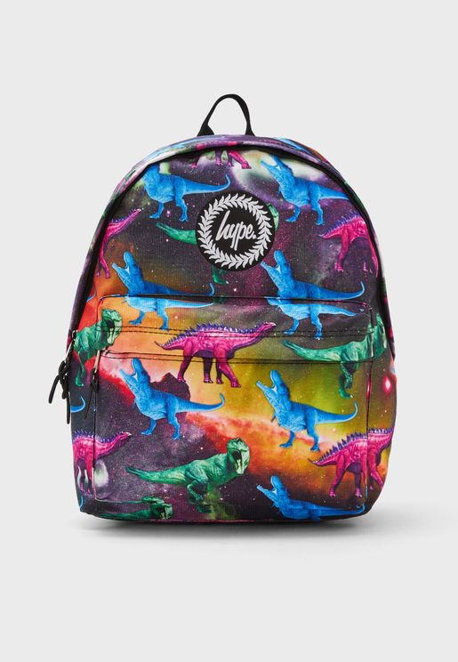 Dino Space Backpack