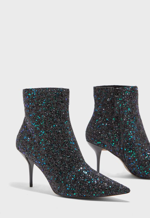 Hey Sequin Point Boot