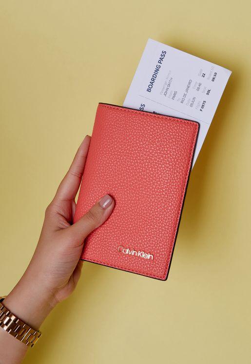 حافظة جواز سفر جلد اصلي