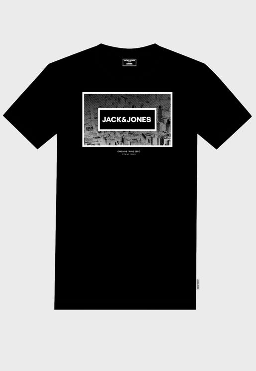 Tunel Crew Neck T-Shirt